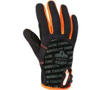 Ergodyne® ProFlex®  812 Standard Utility Glove, Black, Large, 17174