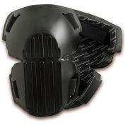 Ergodyne® ProFlex® 210 Long Copolymer Hard Cap Knee Pad, Black, One Size
