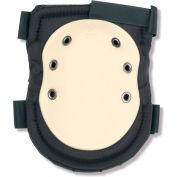 Ergodyne® ProFlex® 325HL Non-Marring Cap Knee Pad, Tan Cap, One Size