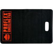 "ProFlex® 380 Kneeling Pad, Black, 14"" x 21"""