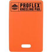 "Ergodyne® ProFlex® 380 Standard Kneeling Pad, 14"" x 21"", Orange"