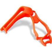 Ergodyne® Squids® 3405 Grabber With Belt Clip, Orange
