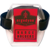 Ergodyne® Squids® 3386 Vinyl Arm Band ID/Badge Holder