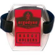 Ergodyne® Squids® 3386 Vinyl Arm Band ID/Badge Holder
