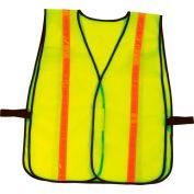 Ergodyne® GloWear® 8040HL Non-Certified Hi-Gloss Vest, Lime, One Size - Pkg Qty 6