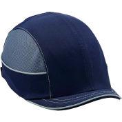 Ergodyne® Skullerz® 8950 Bump Cap, Navy, Micro Brim, One Size