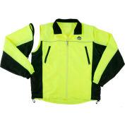 Ergodyne® GloWear® 8350 Class 2 Reversible Wind Jacket, Lime, XL