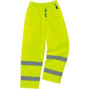 Ergodyne® GloWear® 8925 Class E Thermal Pants, Lime, XL