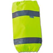 Ergodyne® GloWear® 8008 Hi-Vis Leg Gaiters, Lime, One Size - Pkg Qty 6