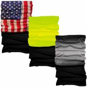 Ergodyne® N-Ferno® 6492 2-Piece Wind-Resistant Multi-Band, American Flag