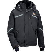 Ergodyne® N-Ferno® 6466 Thermal Jacket, Black, 3XL, 41117