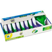 Liquid Paper® DryLine® Correction Tape, 1/6 in x 473 in, White, 10/Pack