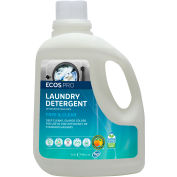 Earth Friendly Products Ecos Liquid Laundry Detergent Free & Clear 170 oz. Bottle 2/Case - PL9371/02