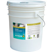 Earth Friendly Products® Wave Commercial Dishwasher Detergent - Free & Clear 2X - 5 Gallon Pail