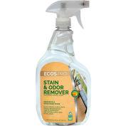ECOS® Pro Stain & Odor Remover, 32 oz. Trigger Spray Bottle, 6 Bottles - PL9707/6