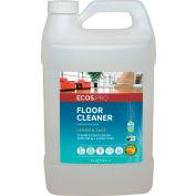 ECOS® Pro Floor Cleaner, Gallon Bottle, 4 Bottles - PL9725/04