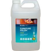 ECOS® Pro Furniture Polish, Citrus, Gallon Bottle, 4 Bottles - PL9731/04