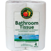 Earth Friendly Products® 100% Recycled Bathroom Tissue - 175/2-ply Sheets/Roll