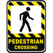 "Durastripe 12""X9"" Rectangle - Pedestrian Crossing"