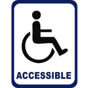 "Durastripe 12""X9"" Rectangle - Wheelchair Accessible"