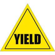 "Durastripe 16"" Triangular Sign - Caution Yield"