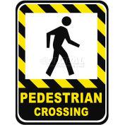 "Durastripe 24""X18"" Rectangle - Pedestrian Crossing"