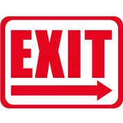 "Durastripe 30""X21"" Rectangle - Exit"