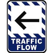 "Durastripe 30""X21"" Vertical Rectangle - Traffic Flow"
