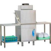Lamber Free Standing Dishwasher, Gravity Drain 208-240V 01FEKS by Dishwashers