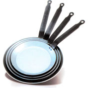 """De Buyer 512026 - Fry Pan For Pancakes And Crêpes, Steel, 10-1/4"""" Dia."""