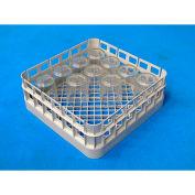 "Lamber CC00052 - Dishwashing Open Rack Plastic 16""L x 16""W"