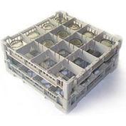 """Lamber CC00123 - Dishwasher Rack For 16 Glasses, Plastic, 16""""L x 16""""W x 4""""W"""