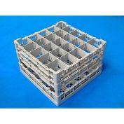"""Lamber CC00128 - Dishwasher Rack For 25 Glasses, Plastic, 16""""L x 16""""W x 9-3/8""""W"""