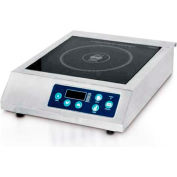 Eurodib Heavy Duty Single Induction Cooker, 120V - IHE3097-120