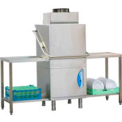 Lamber Pass Through With Steam Condenser Dishwasher, Gravity Drain 208-240V L305-CV by Dishwashers