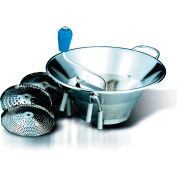 Tellier X3041 - Spatzle Grid For X3 Mill, Stainless Steel