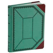 """Boorum & Pease® Account Book, Record Ruled, 9-5/8"""" x 7-5/8"""", Blue Cover, 300 Sheets/Pad"""