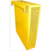 Saf-T-Lift Light Bulb Utility Caddy for FB4X4, Hi-Vis Safety Yellow - LBUC