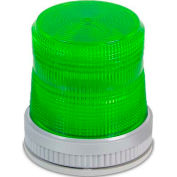 Edwards Signaling 105XBRMG24D Dual Mode LED Signal Green 24V DC