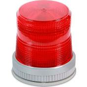 Edwards Signaling 105XBRMR24D Dual Mode LED Signal Red 24V DC