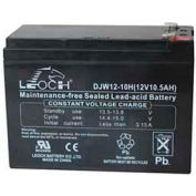 Edwards Signaling, 12V6A5, Battery 12 V, 6.5 AMP
