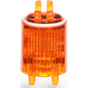 Edwards Signaling 218LEDSA24AD 18 Mm LED Stacklight Module Amber 24V AC/DC