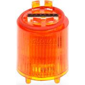 Edwards Signaling 225LEDSA24AD 25 Mm LED Stacklight Module Amber 24V AC/DC