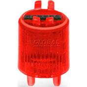 Edwards Signaling 225LEDSR24AD 25 Mm LED Stacklight Module Red 24V AC/DC