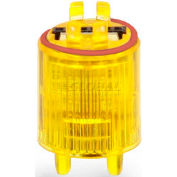 Edwards Signaling 225LEDSY24AD 25 Mm LED Stacklight Module Yellow 24V AC/DC