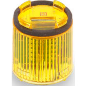 Edwards Signaling 236LEDSY24AD 36 Mm LED Stacklight Module Yellow 24V AC/DC