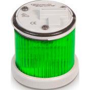 Edwards Signaling 248LEDMG120A 48 Mm LED Stacklight Module Green 120V AC