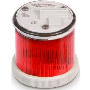 Edwards Signaling 248LEDMR120A 48 Mm LED Stacklight Module Red 120V AC