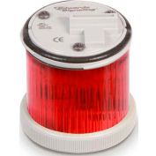 Edwards Signaling 248LEDMR24AD 48 Mm LED Stacklight Module Red 24V AC/DC