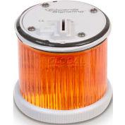 Edwards Signaling 270FA1248D Incandescent/LED Bulb Module Amber 12-48V DC
